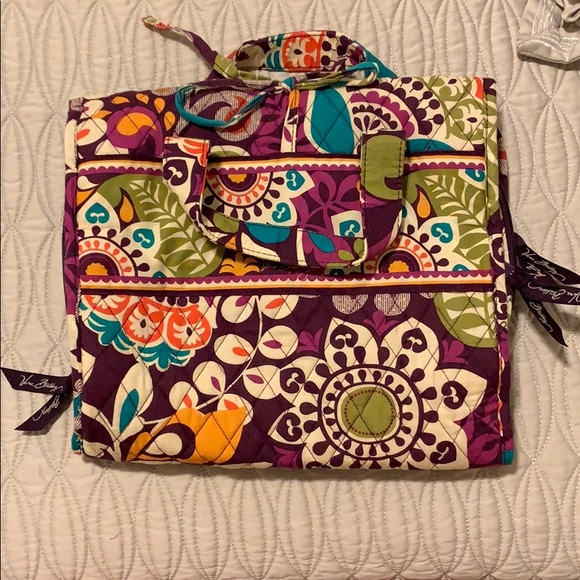 Vera Bradley Handbags - Vera Bradley travel bag